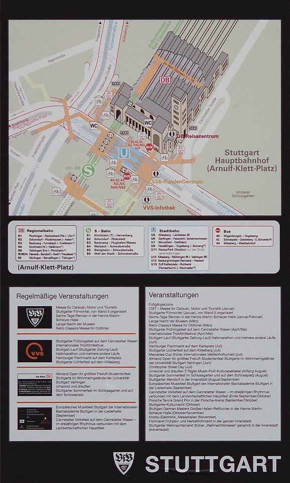 The Avengers turn Public Square into Stuttgart