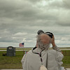 One of many photographers capturing the event<br /> 2011 Cleveland National Air Show