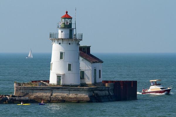 Cleveland Harbor Lighthouse