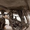 30mm chain gun mounted on an AH-64 Apache Gunship<br /> 2011 Cleveland National Air Show