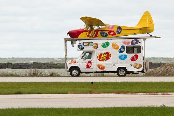 Jelly Belly - Kent Pietsch<br /> 2011 Cleveland National Air Show