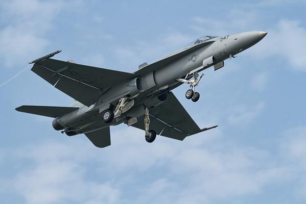 The F-18 Hornet