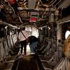 Transport bay of the V-22 Osprey<br /> 2011 Cleveland National Air Show