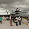 F-18 Hornet<br /> 2011 Cleveland National Air Show