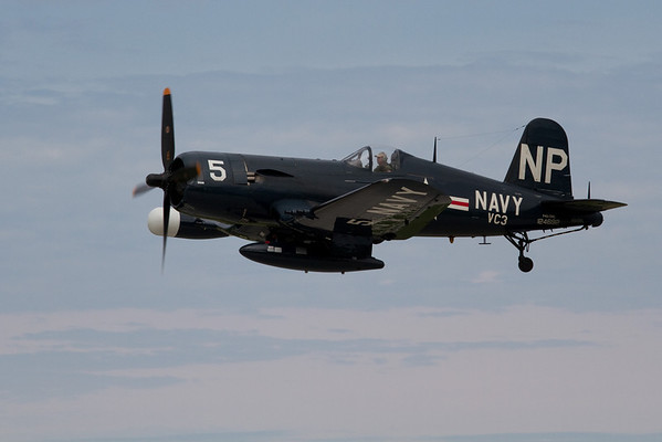 F4U Corsair<br /> Cleveland National Air Show 2010