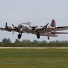 The Yankee Lady: B-17 Bomber<br /> Cleveland National Air Show 2010