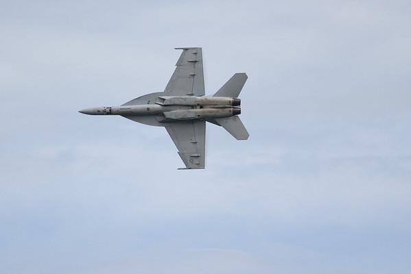 F-18 Super Hornet<br /> Cleveland National Air Show 2010