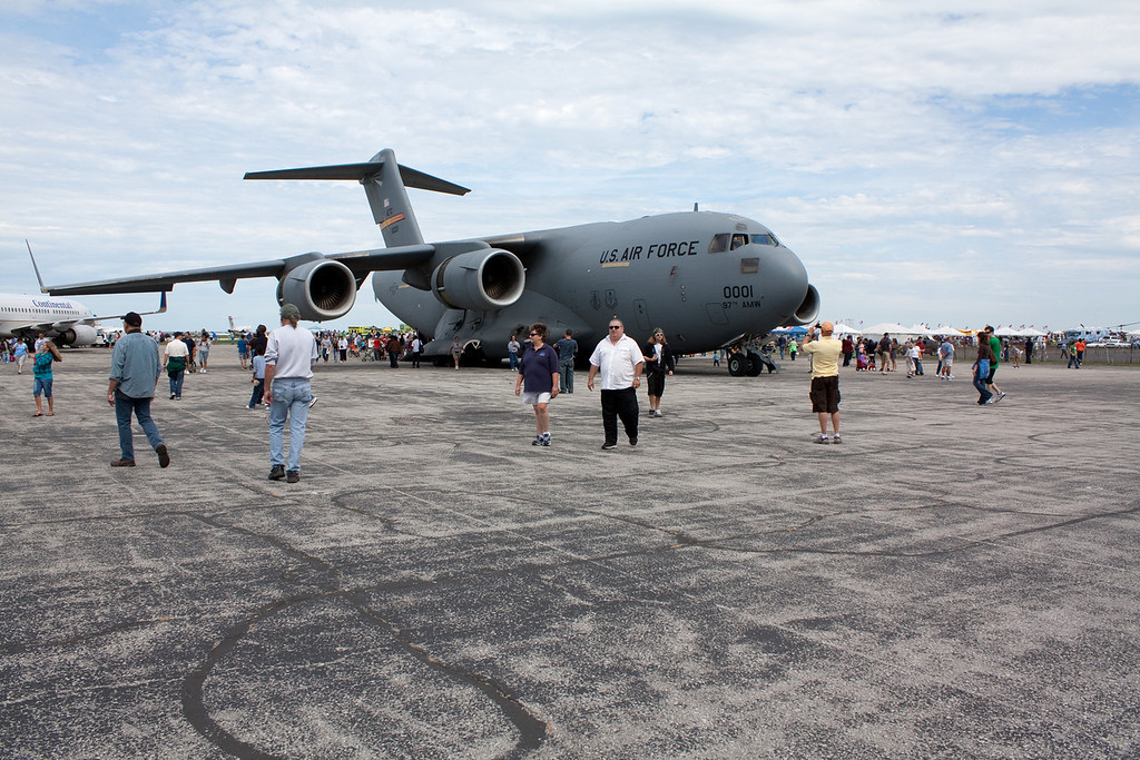 Cleveland National Air Show 2010