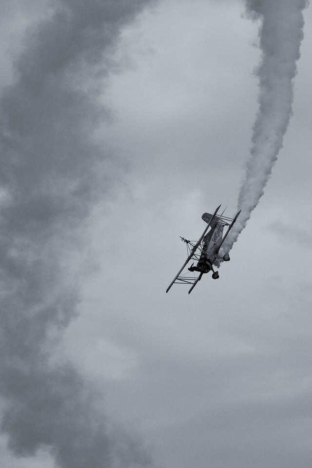 Gene Soucy<br /> Cleveland National Air Show 2010