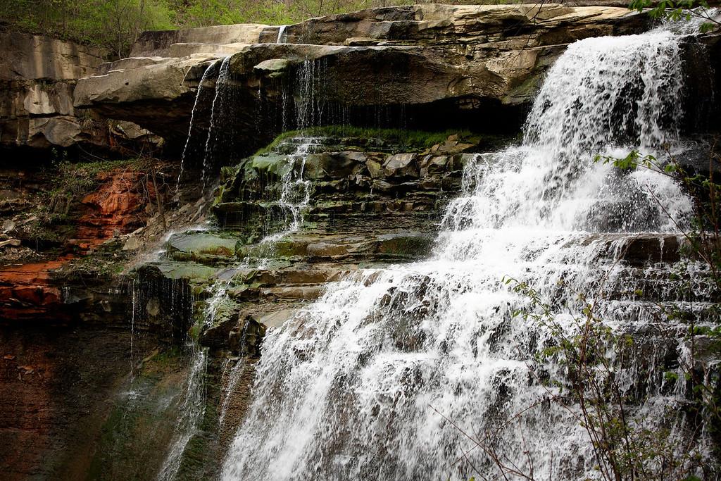 Brandywine Falls, Sagamore Hills Ohio
