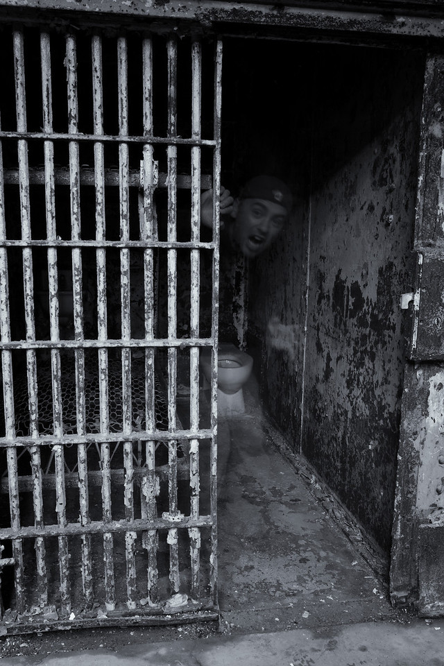 Lots of ghost activity today<br /> Mansfield Reformatory<br /> EOS 5D Mark II_4897