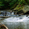 Downstream Brandywine Falls