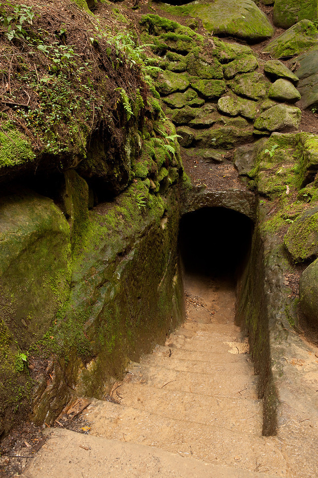 Old Man's Cave<br /> Hocking Hills State Park