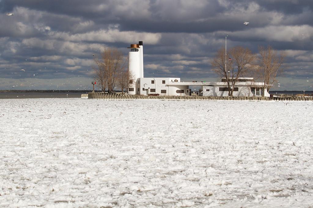 The Whiskey Island US Coast Guard Station