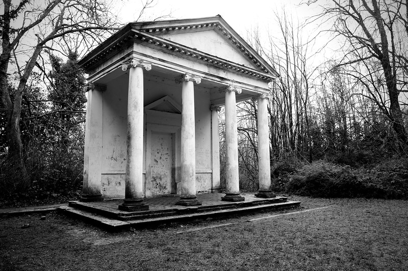 The Summer House In Tring Park