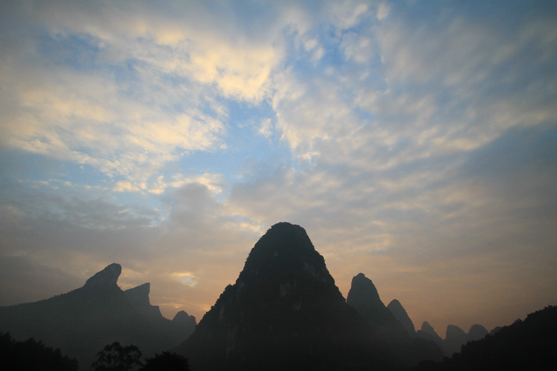 Yanshuo, Guangxi, China