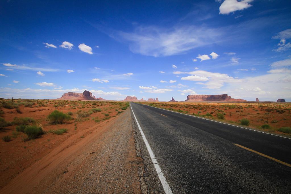 Navajo Tribal Territory, USA