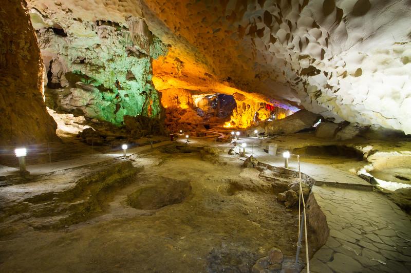 Vietnamese Caves