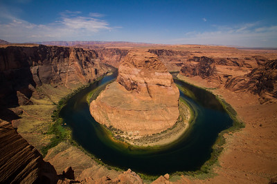 Horseshoe Bend, Page, Arizona, USA