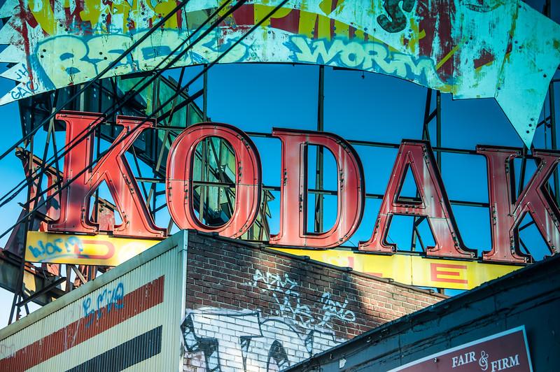 Kodak Expired.
