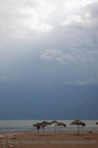 Thunderstorm on Beach - Cirali, Turkey, Asia