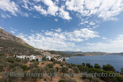 Turkish Riviera and fishing village Kas - Kas, Antalya Province, Turkey, Asia