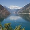 Panoramic View of Seton Lake - British Columbia, Canada