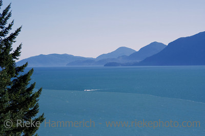 Howe Sound - Coast Mountains, British Columbia, Canada