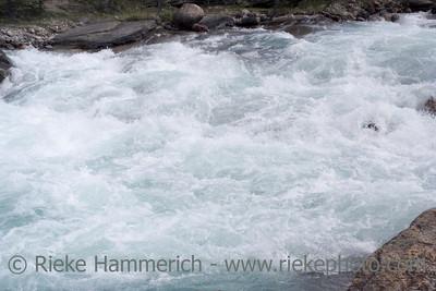 whitewater - mistaya river, banff national park, canada - adobe RGB