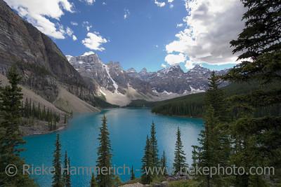 moraine lake - banff national park,alberta,canada - world heritage site - adobe RGB
