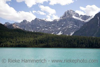 mount chephren - banff national park, canada - adobe RGB