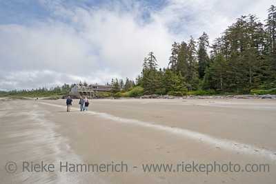 Wickaninnish Bay - Long Beach, Pacific Rim National Park, Vancouver Island, British Columbia, Canada