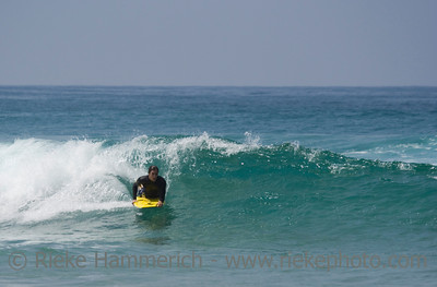 surfing in the atlantic ocean - cote d'argent, france - adobe RGB
