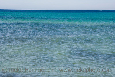 mediterranean sea in azure - summer background - adobe RGB