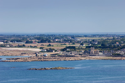 Barfleur on Peninsula Cotentin - Barfleur, Basse Normandy, France