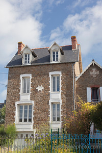 Granite house in Saint-Malo - Rotheneuf, Saint-Malo, Brittany, France
