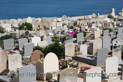 graveyard on the ocean - saint-tropez, french riviera, mediterranean sea – adobe RGB