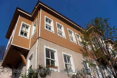 Modern Homes in Istanbul - Sultanahmet District, Istanbul, Turkey, Europe