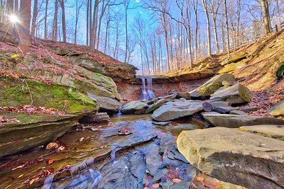 Blue Hen Falls (Cuyahoga Valley National Park, Ohio)