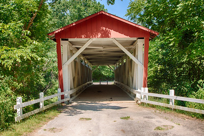 Everett Road Covered Bridge (2012-07-08)