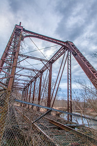 Jaite Paper Mill Railroad Bridge