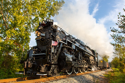 Cuyahoga Valley Scenic Railroad - Steam in the Valley (2019)