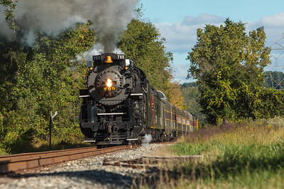 Cuyahoga Valley Scenic Railroad - Steam in the Valley (2013)