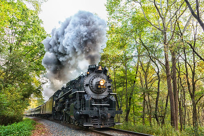 Cuyahoga Valley Scenic Railroad - Steam in the Valley (2015)