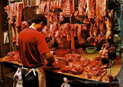 Hong Kong Street Market Series