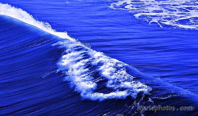 Cobalt Blue Sea
