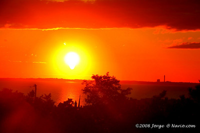 Sunset Over Provincetown, Cape Cod