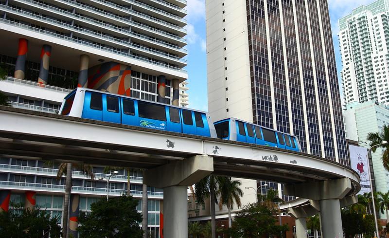 Metro Mover; Miami
