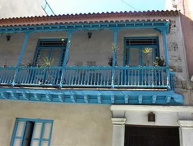 San Francisco Asis, Havana, Cuba.