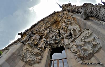 """2010-07-23_14-47-49 -Version4 """"""""Catedral Sagrada Familia Cathedral"""""""